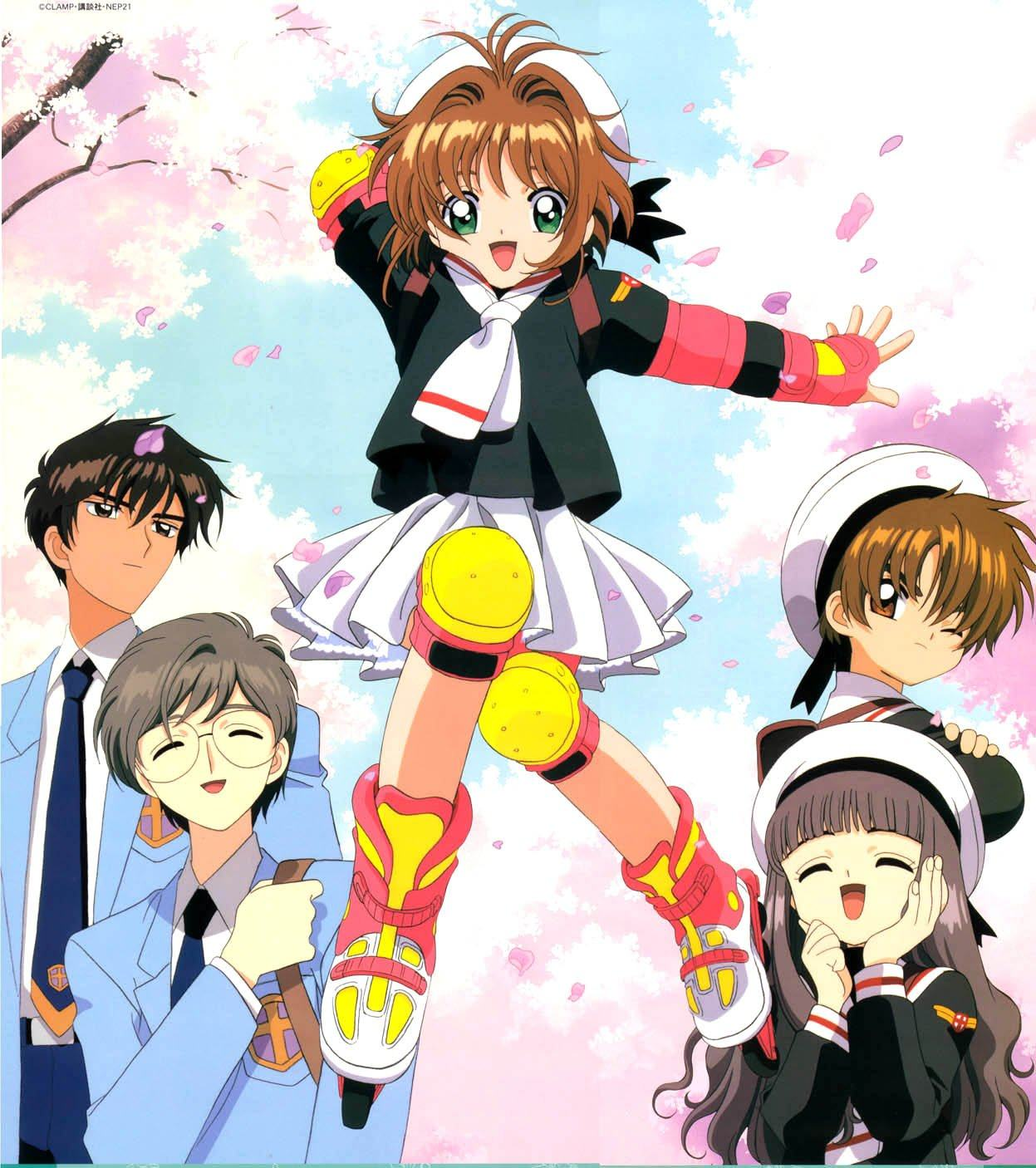 Card Captor Sakura anime