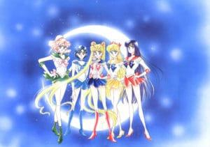 sailor moon manga prima serie