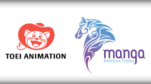 toei manga productions