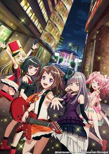 bang dream film live locandina