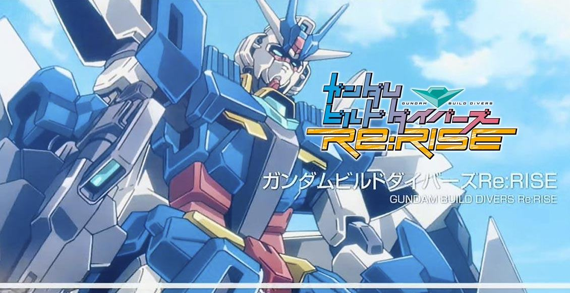 Gundam Build Divers Re: RISE