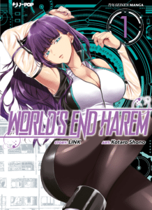 Copertina di World's End Harem