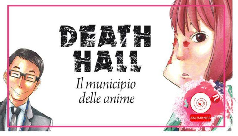 Akumanga: The Death Hall - Il municipio delle anime