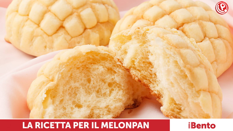 melonpan cucina giapponese ricetta