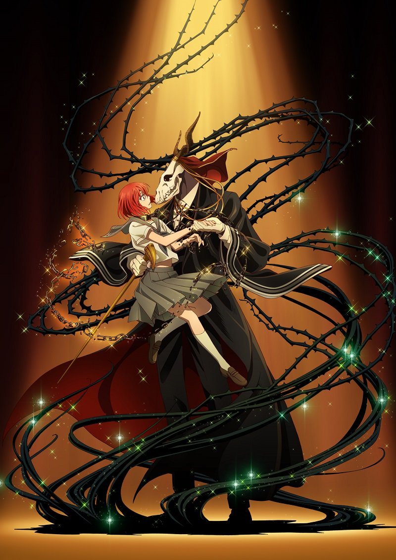 Immagine anime The Ancient Magus Bride