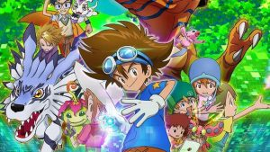 Immagine Digimon Adventure 2020