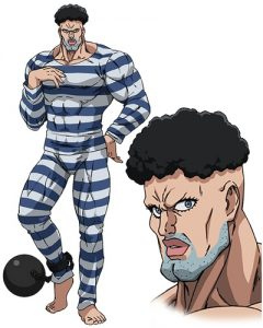 Immagine Puri Puri Prisoner One Punch Man
