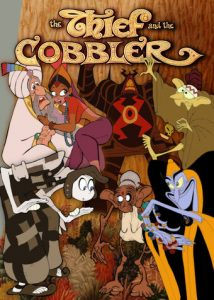Immagine The Thief and the Cobbler