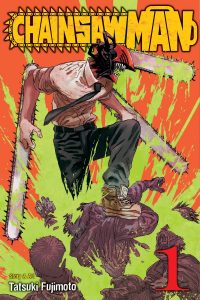 Chainsaw Man cover numero 1