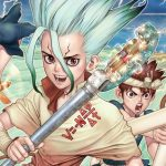 Dr. Stone cover
