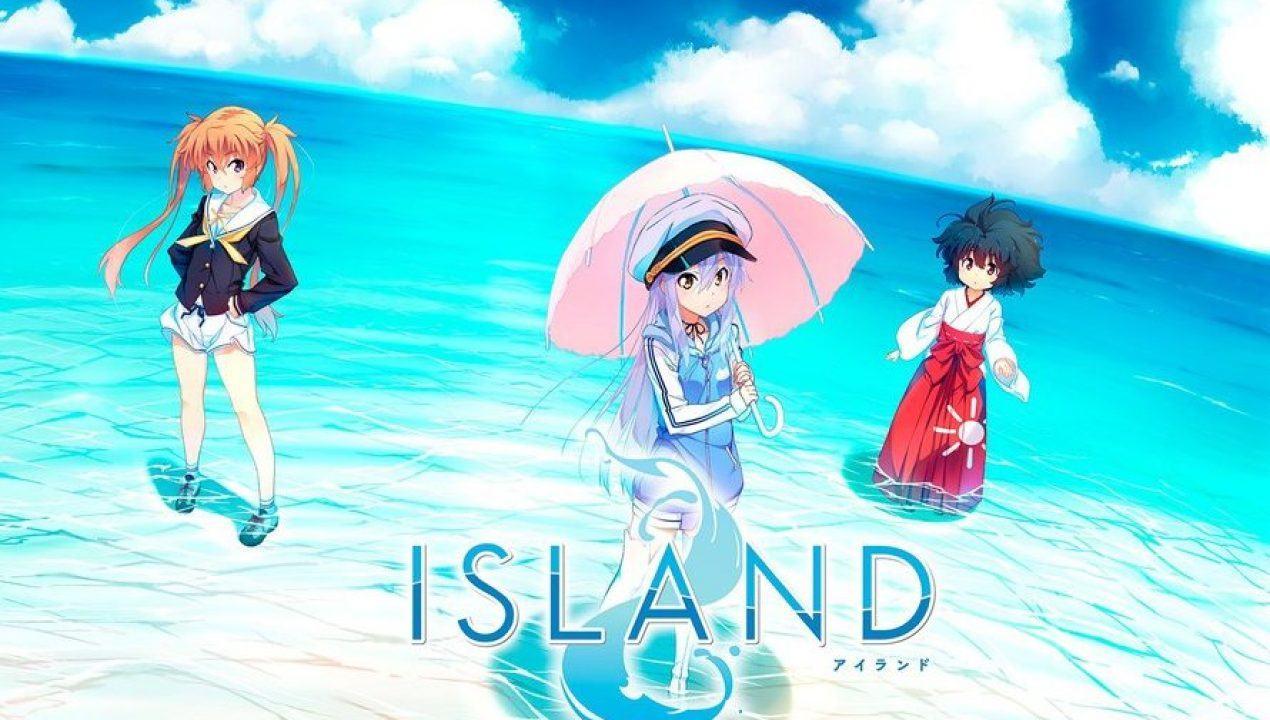 Island episodio 12, anime, recensione